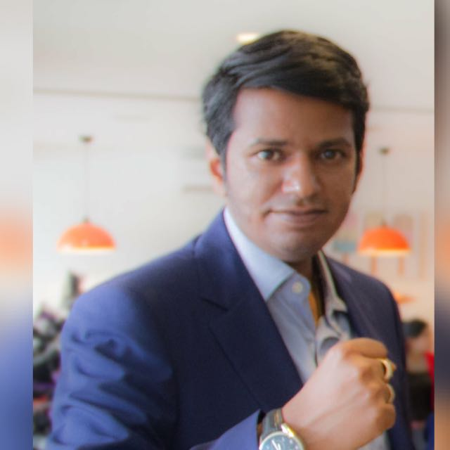 Abhiram Singh Yadav - Vice Chairman